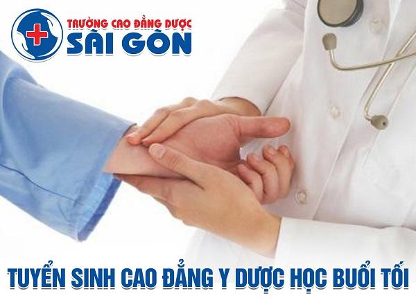 Trường Cao Đẳng Dược Sài Gòn đào tạo Cao đẳng Y Dược học buổi tối