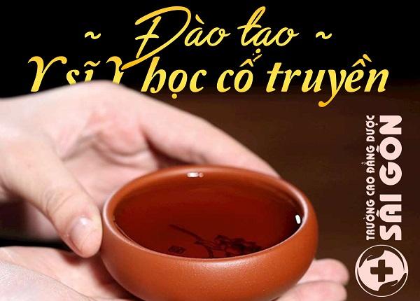Đào tạo Y học cổ truyền Trường Cao Đẳng Dược Sài Gòn