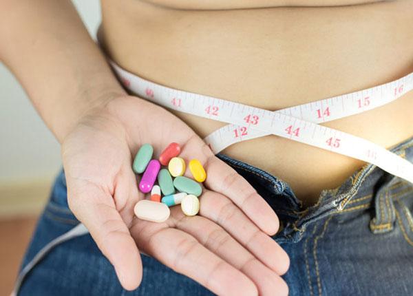 Một số loại thuốc giảm cân gây ra tác hại nguy hiểm đến sức khỏe