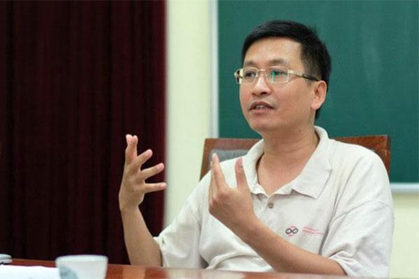 GS Phùng Hồ Hải, Viện trưởng Viện Toán học Việt Nam.