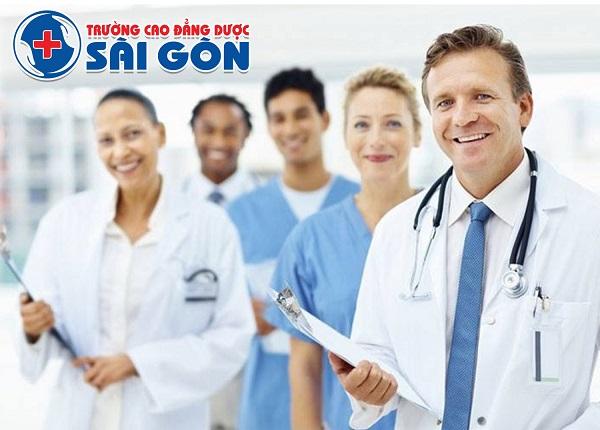 Trường Cao đẳng Dược Sài Gòn đào tạo nhân lực ngành Y Dược uy tín chuyên nghiệp