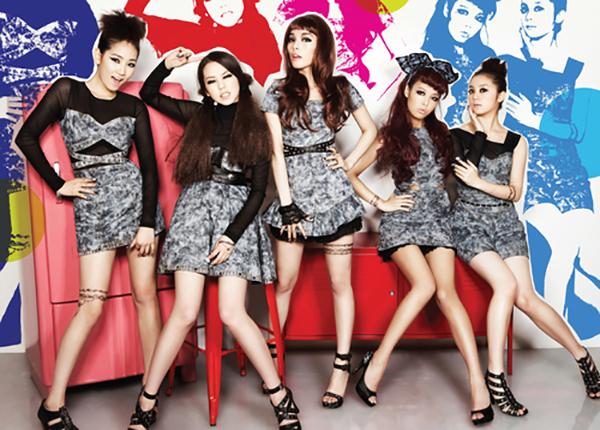 Nhóm nhạc Wonder Girls
