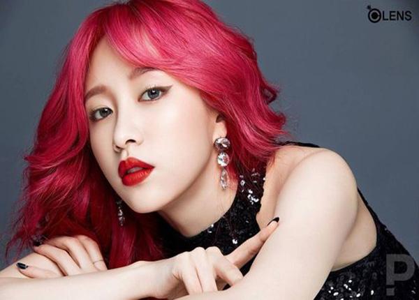 Hani EXID đã từng thử giọng tại JYP