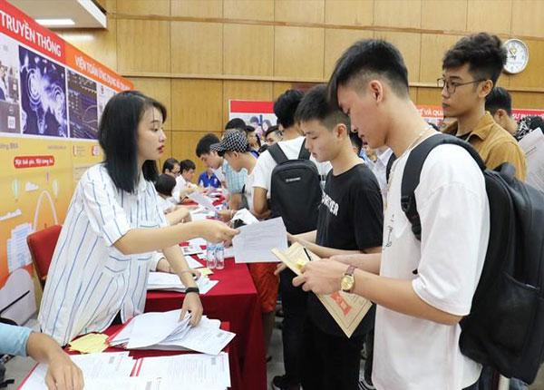 Nhiều trường ĐH công bố phương thức xét tuyển năm 2020