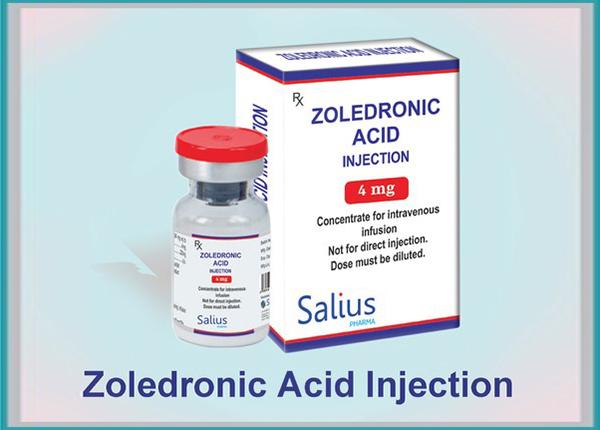 Acid zoledronic là một bisphosphonat tổng hợp