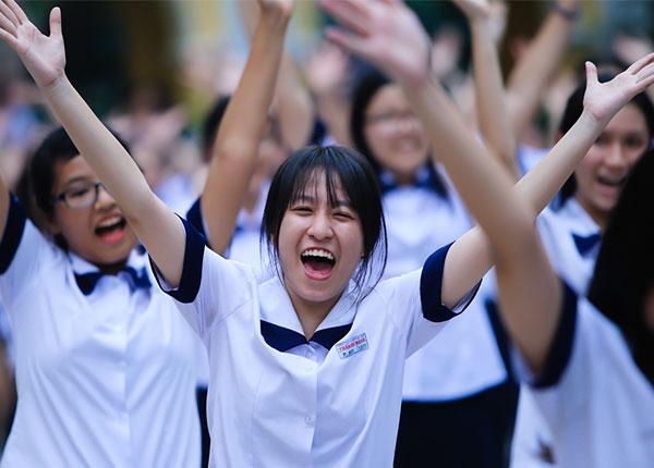 Một số trường THPT cho phép sinh viên nghỉ thứ 7