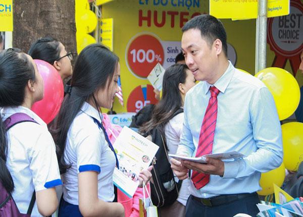 Trường HUTECH tuyển sinh 2020 theo 4 phương thức
