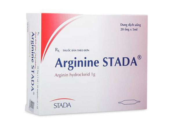 Thuốc Arginine