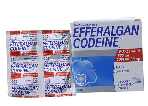 Thuốc Efferalgan Codein
