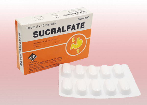 Thuốc Sucralfate