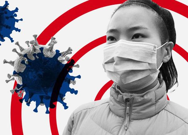 Đeo khẩu trang an toàn giúp phòng dịch do virus Corona