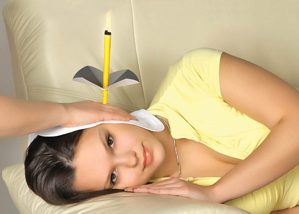 Chữa viêm tai giữa bằng phương pháp xông hương thảo dược