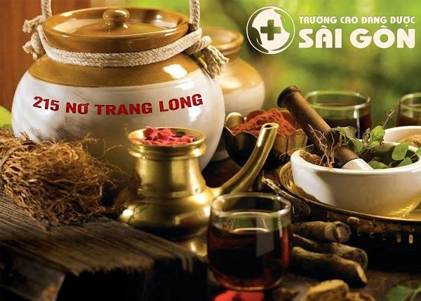 Trường Cao đẳng Dược Sài Gòn đào tạo Y sĩ Y học cổ truyền uy tín