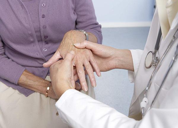 Phương pháp trị bệnh phong thấp chạy