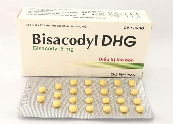 thuốc Bisacodyl