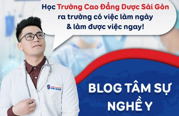 Blog Tâm sự nghề Y